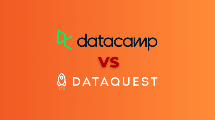 Dataquest vs DataCamp
