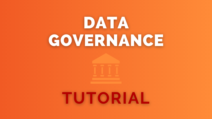 data governance tutorial