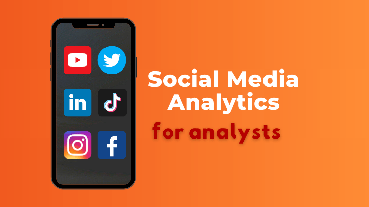 social media analytics for data analysts
